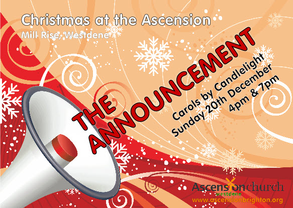 Christmas Flyer front web